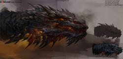 Dragon Head Study_small