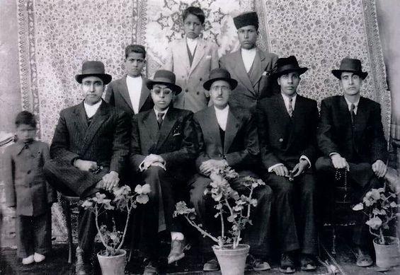 Ammar Sedqui ancestors, Great Grandfather, Grand father