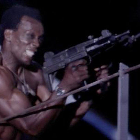 Shooting Blanks: Back In Action ('94) + Tough and Deadly ('95)