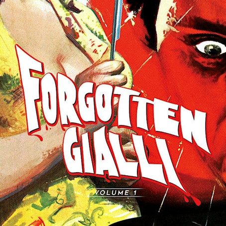 Forgotten Gialli: Volume One
