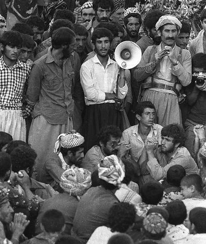 سخنرانی فواد مصطفی سلطانی در اردوگاە کانی میران