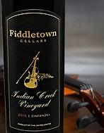 2015 Fiddletown Cellars Indian Creek Vineyard