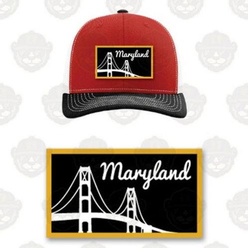 Baseball Cap – Maryland