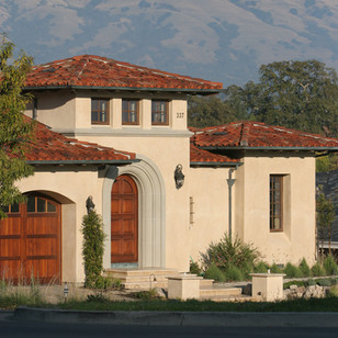 Saunders Residence