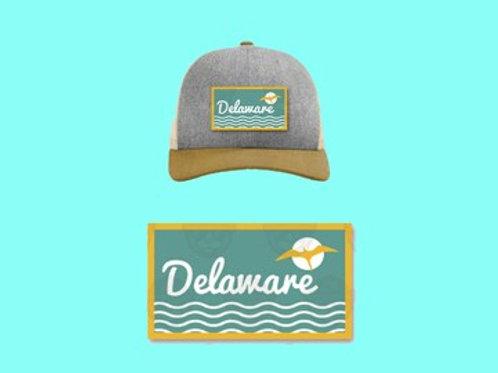 Baseball Cap – Delaware