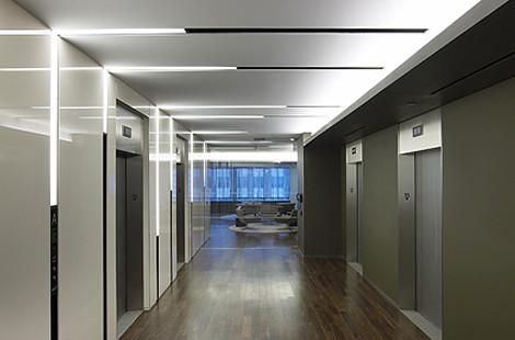 apartment hallway lighting led upgrade (
