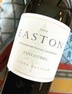 2012 Easton Estate Bottled Zinfandel