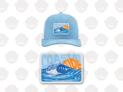 Baseball Cap – Coastal Tide Design
