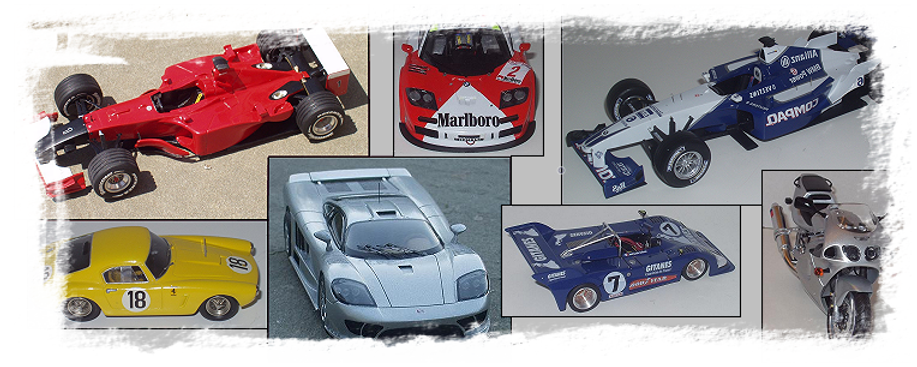 Hand built model car commisions