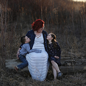 Kerrie Primeau Mommy and Me Session