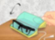 Charging Case dark round tape.jpg