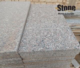 Rosa Elnaser tiles Egyptian Granite