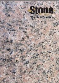 Rosa flamed / Egyptian Granite