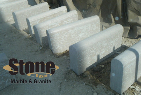 20cm thickness flamed and bullnose