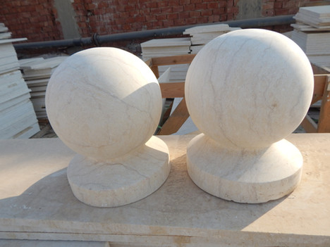 Start of Columns of Egyptian Marble Sunny Menia