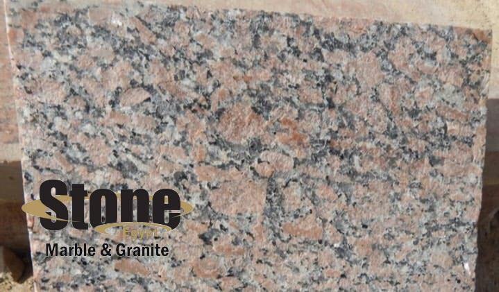 Red Aswan Flamed / Egyptian Granite