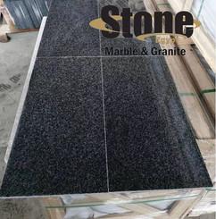 Black granite polished Tiles / Egyptian