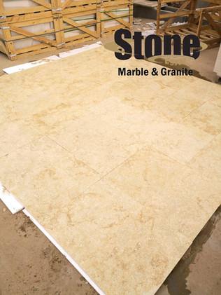 Sunny Menia tiles floor / Egyptian Beige