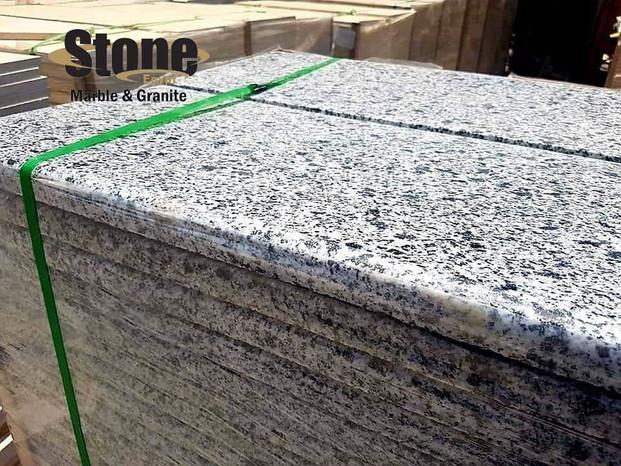Bainco Egyptian Granite Tiles bullnose
