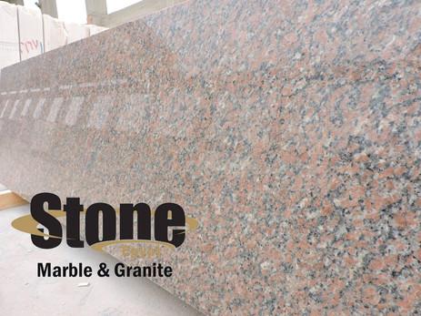 Red Aswan polished / Egyptian Granite
