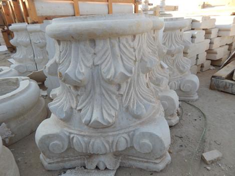 Start of Columns of Egyptian Marble
