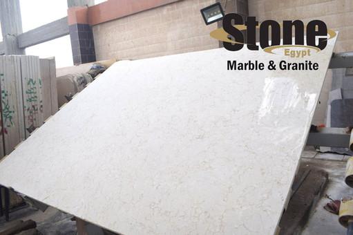Sunny light Egyptian Light Marble / Stone Egypt