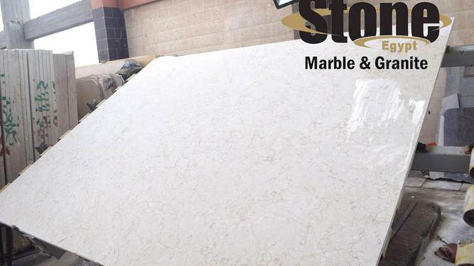 Sunny Light Marble / Stone Egypt