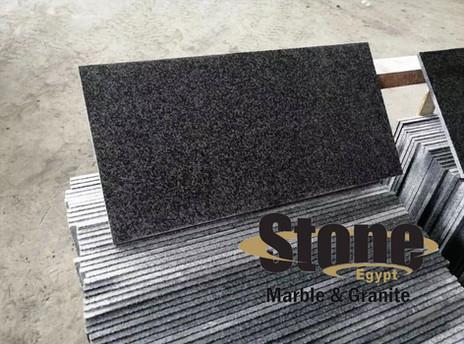 Black granite Tiles / Egyptian Granite