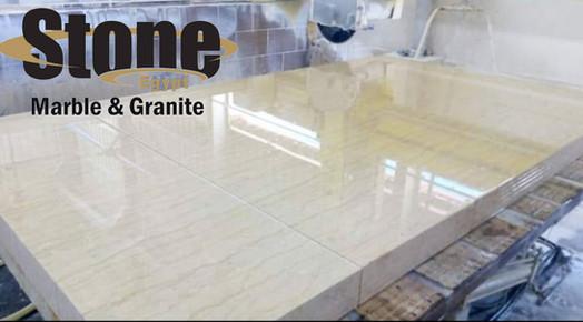 Silvia Menia Epoxy polished Marble tiles