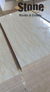 Silvia Menia tiles / Egyptian Beige marb