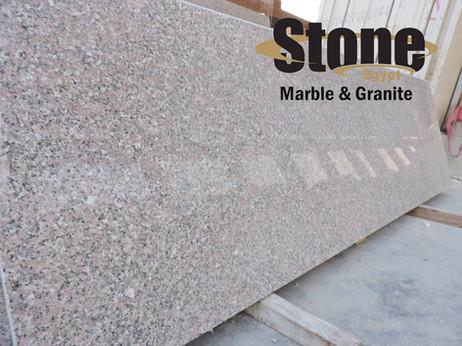 Rosa ElNaser polished / Egyptian Granite