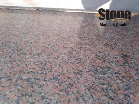 Red Aswan Slabs Egyptian Granite