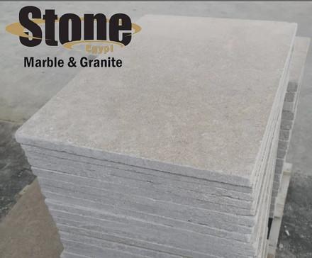 tresta Marble tumbled tiles