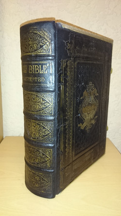 Fully restored bible