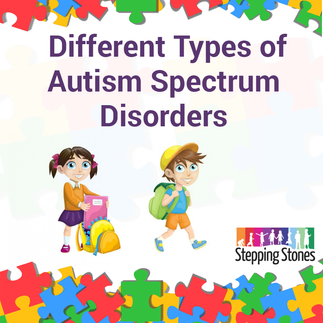 Different Types of Autism Spectrum Disorders