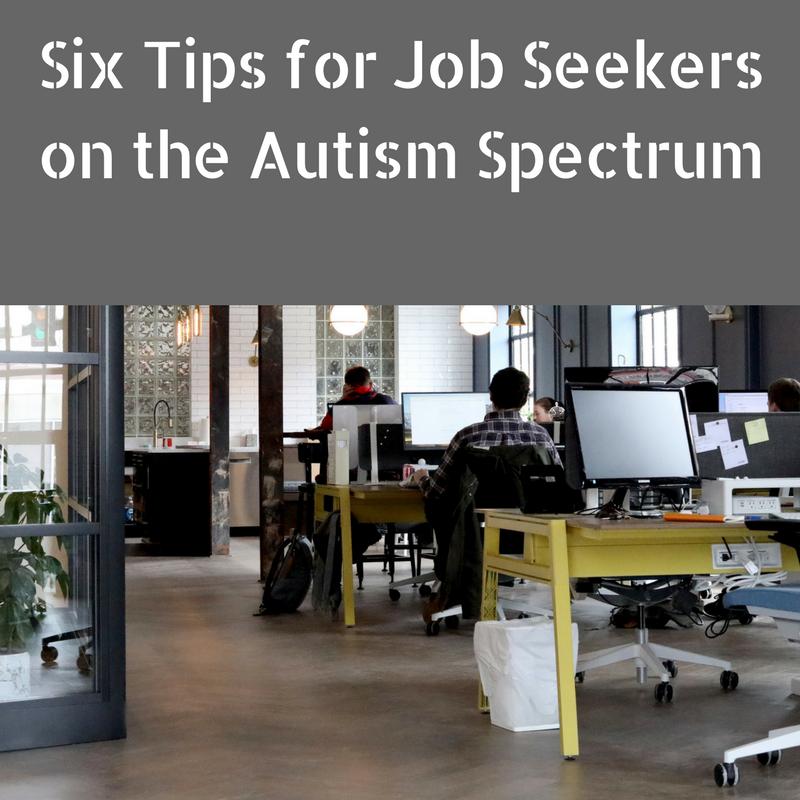 Autism job seekers