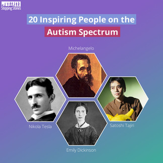 20 Inspiring People on the Autism Spectrum-Part 1