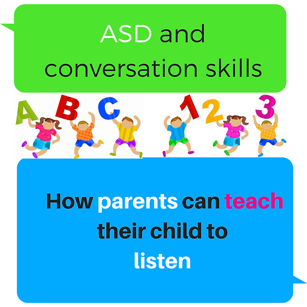 ASD And Conversation Skills: How Parents Can Teach Their
