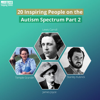 20 Inspiring People on the Autism Spectrum-Part 2