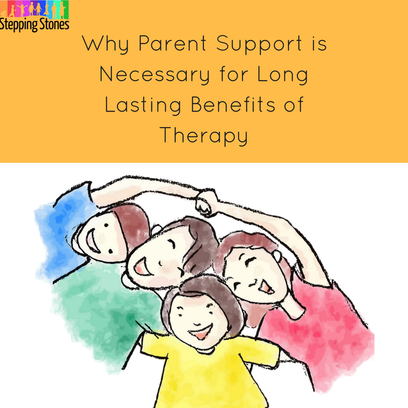parents support for benefits of therapy