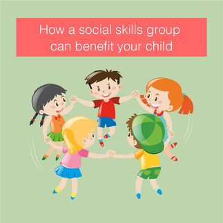 How a social skills group can benefit your child