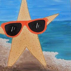 Stylin' Starfish