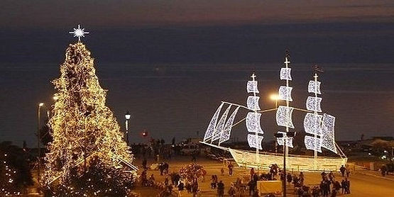 Greek Christmas.Christmas In Greece