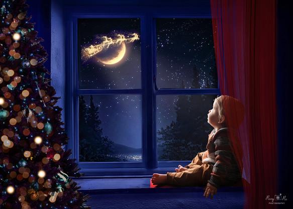 Christmas Photoshoot Crowborough