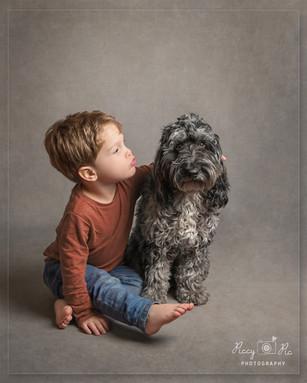 dog portrait photography Crowborough