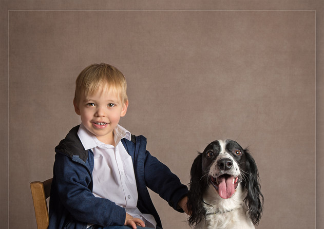 fine art dog portrait uckfield