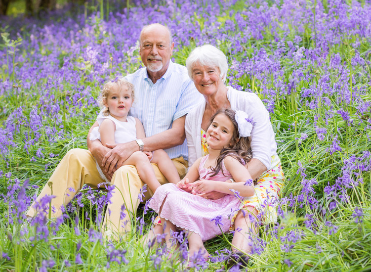 Family photoshoot Crowborough
