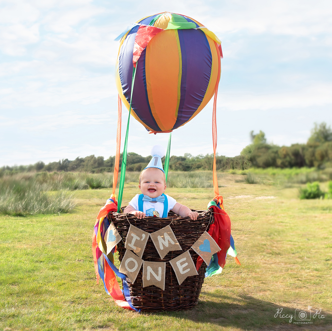 First Birthday Photoshoot Crowborough