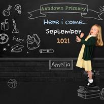 starting school photo session Crowborough