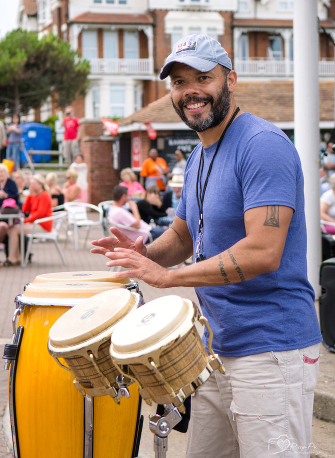 Salsa Broadstairs Bandstand